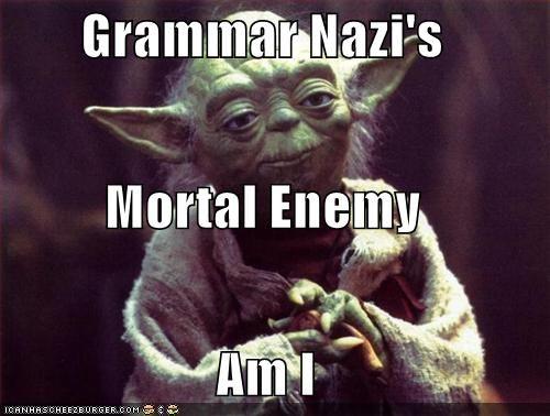 grammaryoda