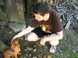 puppy&me, pt. 2