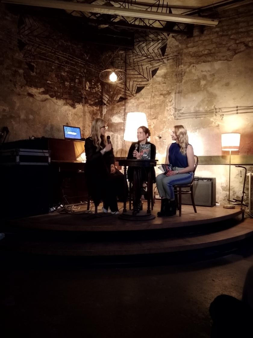 Katherine Arden in Belgrade!